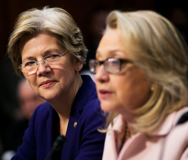 Elizabeth Warren Truly Madly Deeply Wants To Be Hillary's VP [VIDEO]