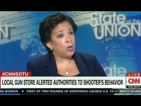 Attorney General Lynch Reveals Information In Attempt To Spin [VIDEO]