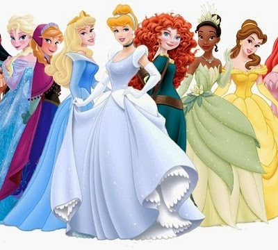 New study slams Disney princesses for promoting