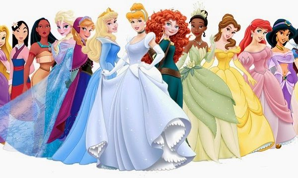 "New study slams Disney princesses for promoting ""damaging stereotypes"""