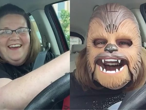 Chewbacca Mom's Family Gets Scholarships Because Racism. [VIDEO]