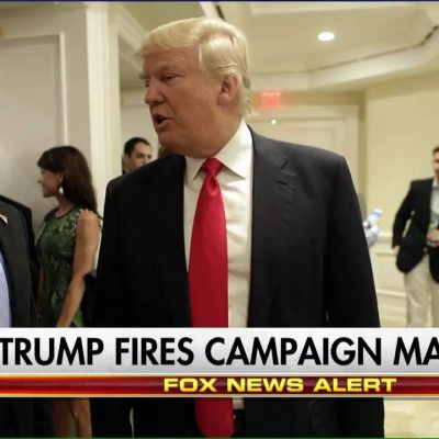 Trump Campaign Fires Corey Lewandowski - Who Made The Call?