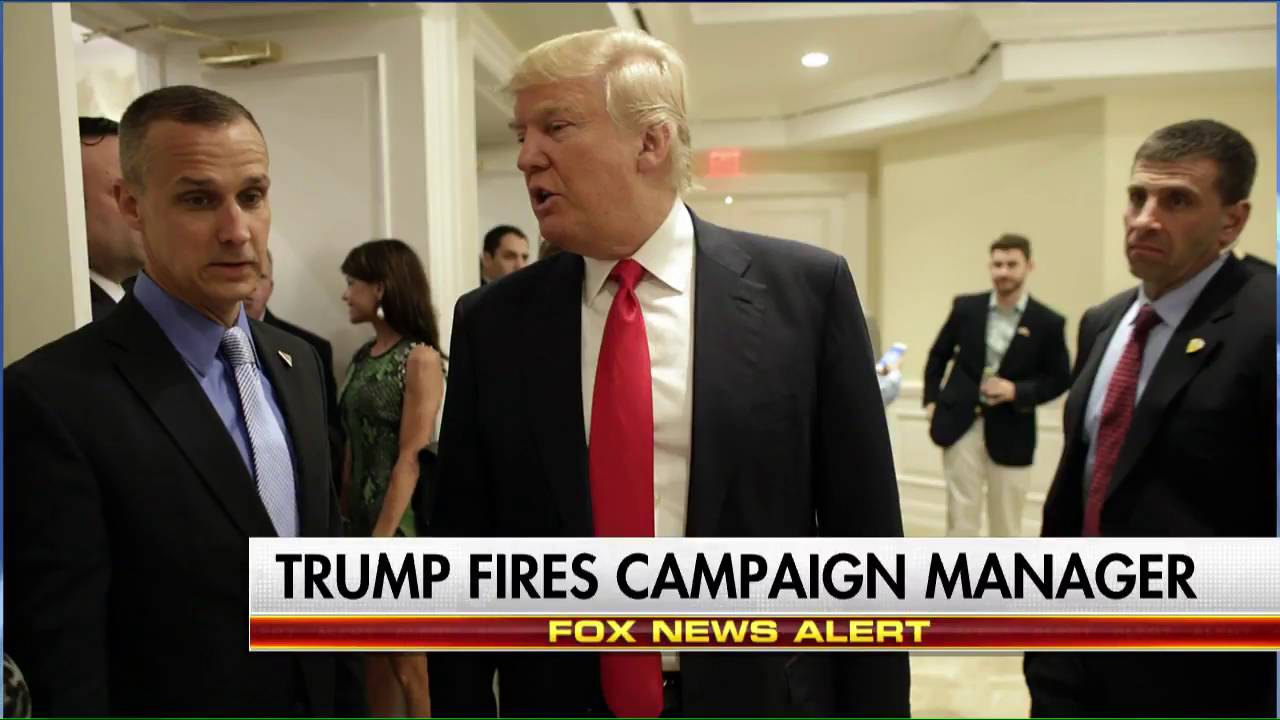 Trump Campaign Fires Corey Lewandowski – Who Made The Call?