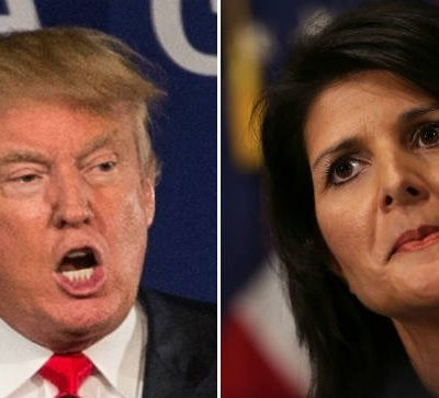 Nikki Haley Is a Poster Girl for the Trump Divide