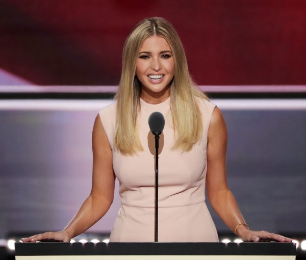 #RNCinCLE: Ivanka Trump Pitches Women Voters, Wins The Night [VIDEO]