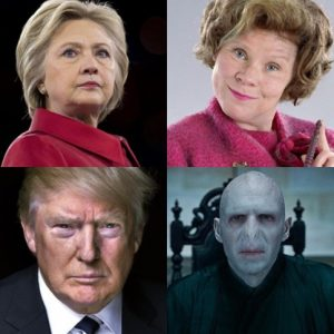 Five similarities between the Real Hillary and Trump DNC vs RNC (Video)
