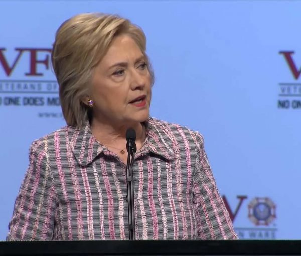 #DNCinPHL: Hillary Clinton On Benghazi, DNC Emails, Standards, America [VIDEOS]