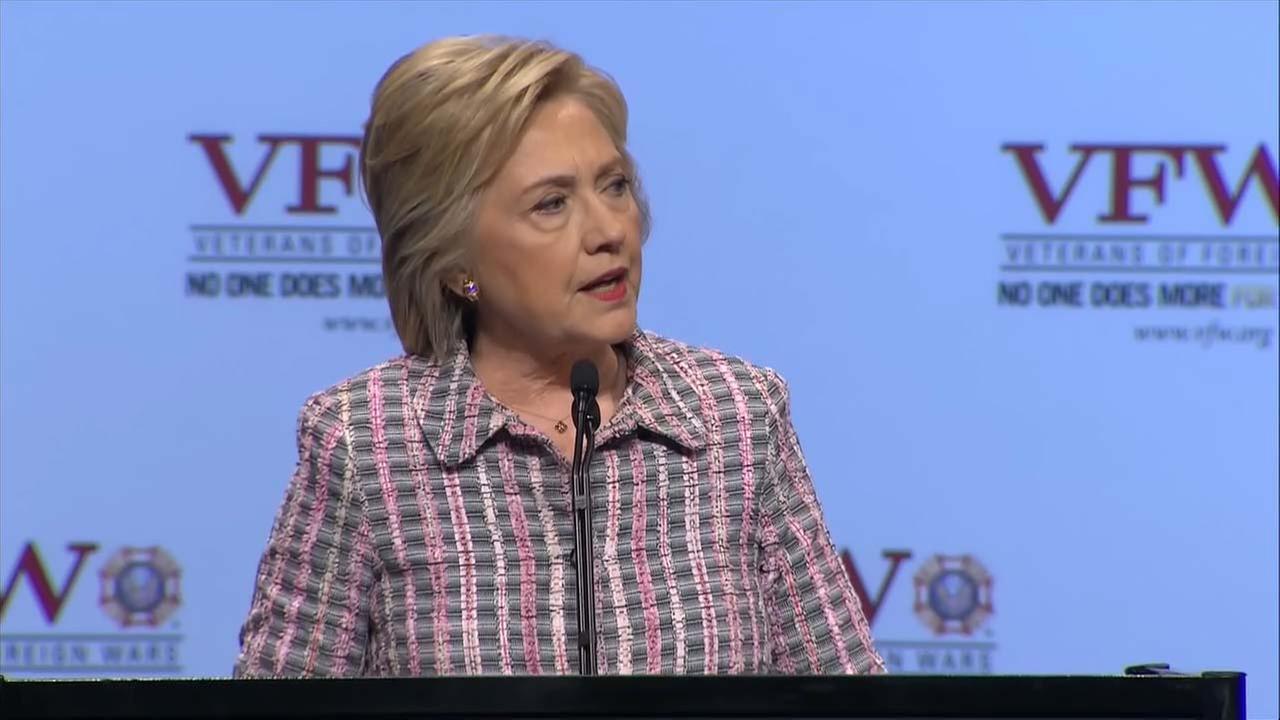 #DNCinPHL: Hillary Clinton On Benghazi, DNC Emails, Standards, America [VIDEOS]