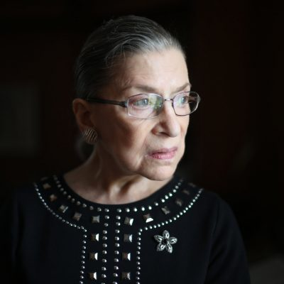 The defense of Justice Ginsberg's political remarks shows liberal bias in the legal profession