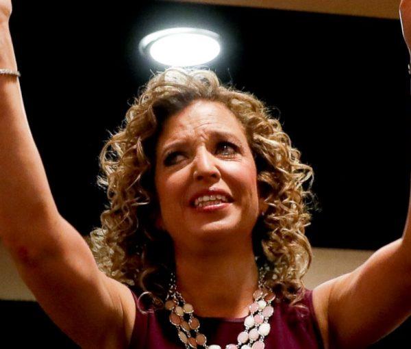 #DNCinPHL: Florida Delegation Boos Debbie Wasserman Schultz Off Stage [VIDEO]