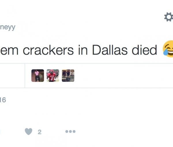 #Dallas: Black Lives Matter Sympathizers Tweet Support of Police Officer Murders