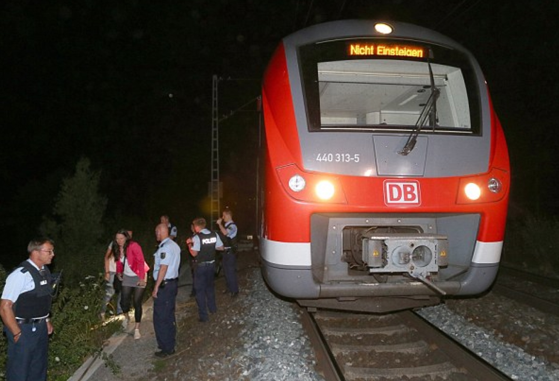 """New Normal? Afghan Refugee Yelling """"Allahu Akbar"""" Attacks Dozens on Train in Germany"""