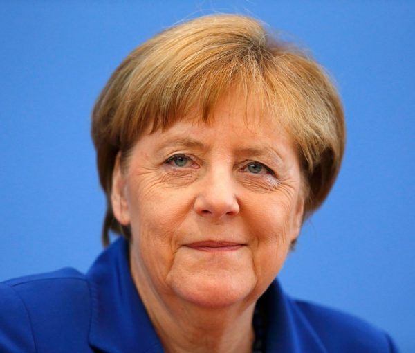 "German Chancellor Angela Merkel: Europe ""Ravaged"" By Terrorism, Wants MORE Refugees! [VIDEO]"