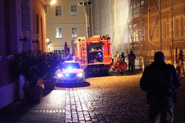 #Ansbach Suffers Suicide Bombing In Latest German Terror Attack [VIDEO]