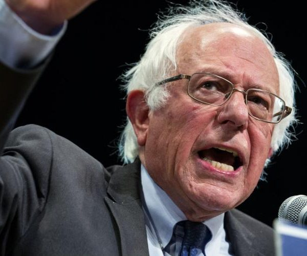 Will Bernie Sanders' supporters cave to support Clinton, or cross over to Trump?