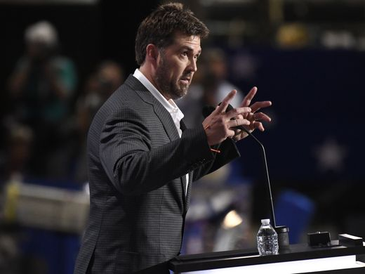 """To Die for Any Woman and to Fight Beside Any Man:"" Marcus Luttrell at GOP Convention [VIDEO]"