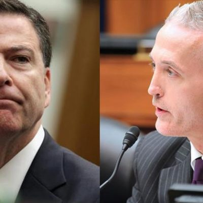 Trey Gowdy Slashes Comey's Decision on Hillary, and It's Beautiful [VIDEO]