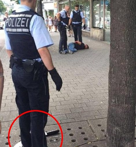 Syrian Refugee Murders Pregnant Woman With Machete In #Reutlingen, Germany [VIDEO]