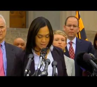 Marilyn Mosby Charges Six, But Will the Charges Stick?