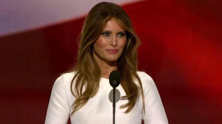 #RNCinCLE: Melania Trump Speaks, And She Made An Impact [VIDEOS]