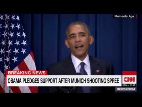 #MunichShooting: Nine Dead, Was Shooter A Lone Wolf? [VIDEO]