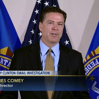 FBI Director Comey reveals why he couldn't charge Hillary Clinton for being