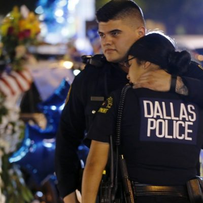 #Dallas: Obama Whines About