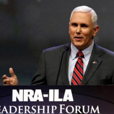 Trump's Veep Pick To Be. . . Indiana Governor Mike Pence? [VIDEO]