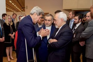 BFF's John Kerry and Iran's Javid Zarif