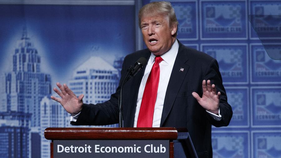 The Donald Trump Economic Plan