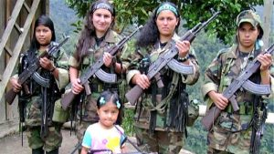FARC Fighters From Colombia