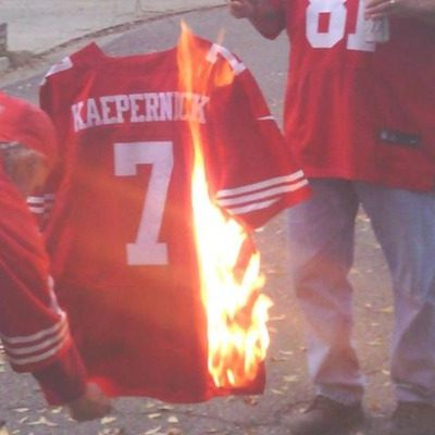 The Burning of the San Francisco Jersey: A Response to Colin Kaepernick