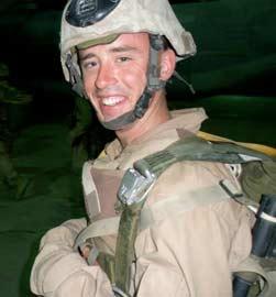 Sergeant Michael H. Ferschke, Jr.