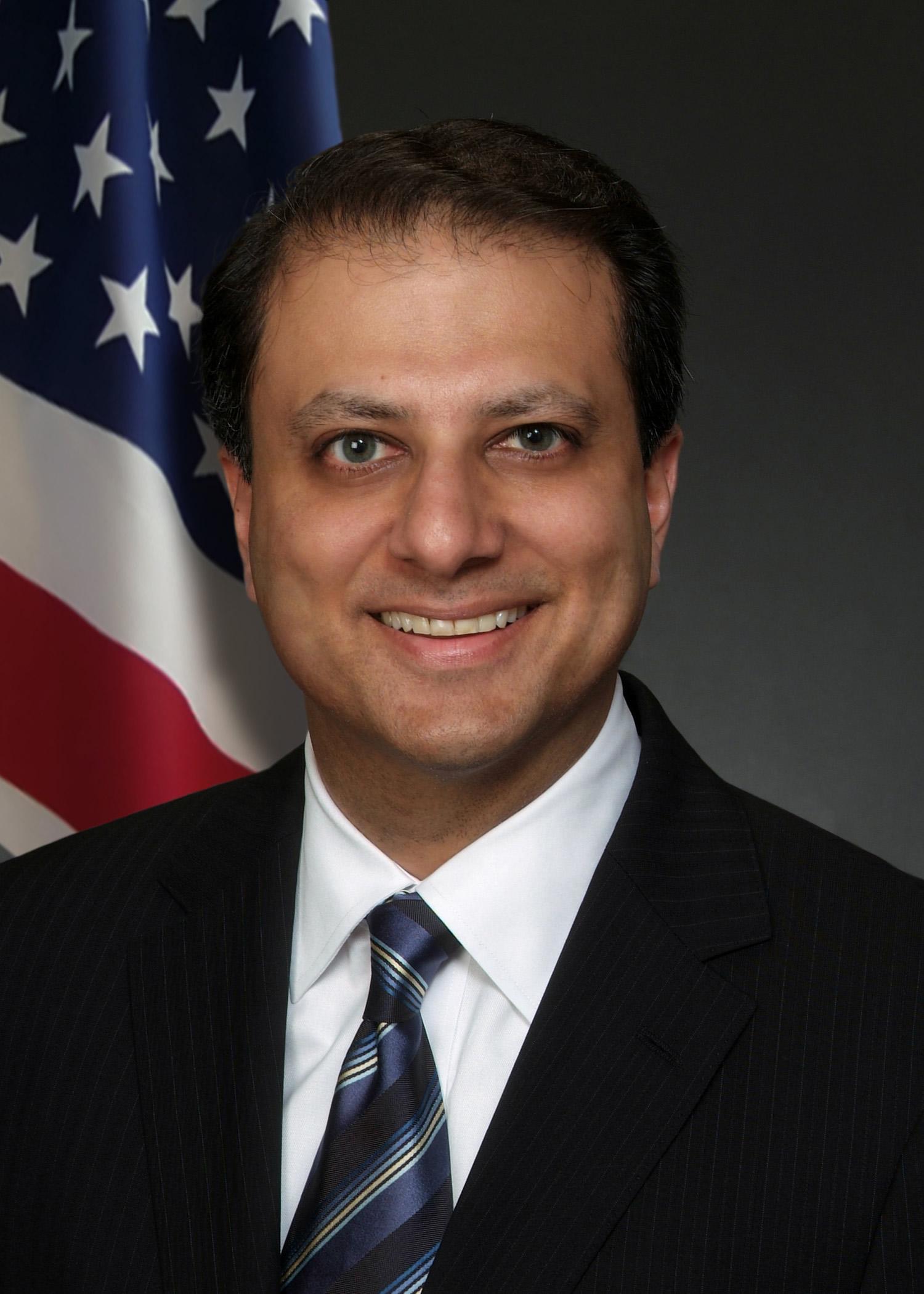 Meet Preet Bharara, US Attorney investigating Clinton Foundation [video]