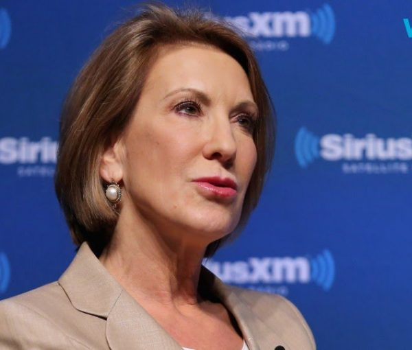 Carly Fiorina As RNC Chair?  Yes Please! (VIDEO)