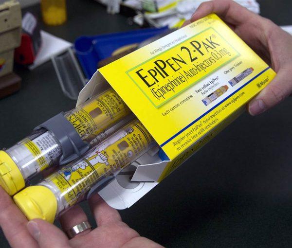 EpiPen's Price Gouging CEO Is Democrat Senator Joe Manchin's Daughter [VIDEOS]