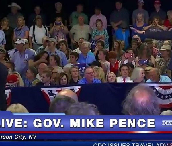 Mike Pence Enters the Trump-Khan Feud, and He is Brilliant [VIDEOS]