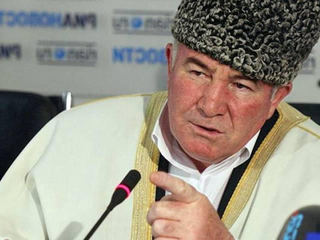 Top Russian Islamic Leader Recommends Universal Female Genital Mutilation [VIDEOS]