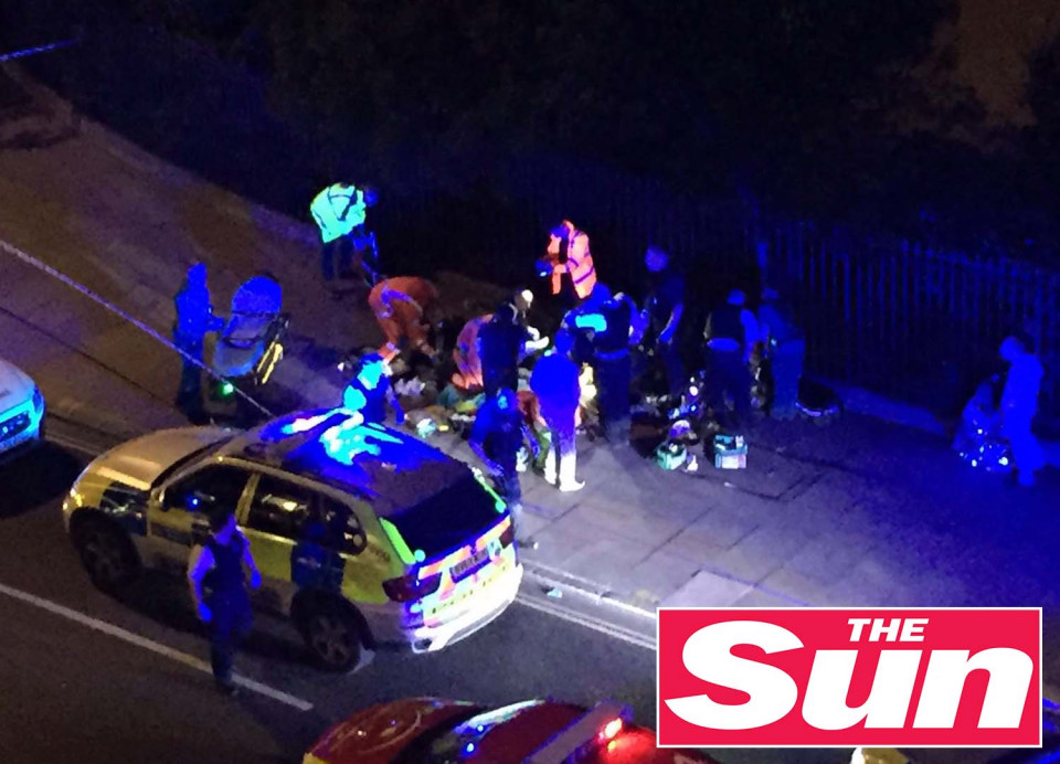 "London Attack: American Woman Dead, 5 Injured. Mental Issues ""Triggered"" Somali Terrorist  [VIDEOS]"