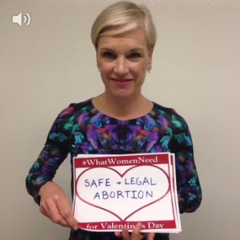 Not yet registered to vote? Stop by your friendly neighborhood Planned Parenthood! [videos]