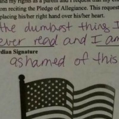 Florida School District Scraps Pledge of Allegiance Waiver After Outcry