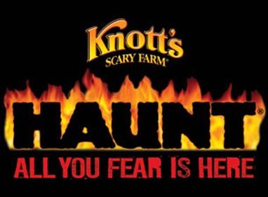Halloween and Knotts Berry Farm vs SJW's