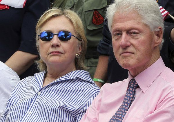 Taxpayer Dollars Paid For Clinton Foundation And Hillary's Private Server [VIDEO]