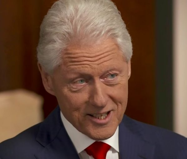 "CBS Edits ""Frequently"" Out of Bill Clinton Interview on Hillary's Fainting Spells [VIDEO]"