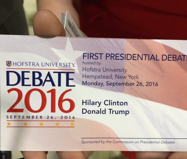 #DebateNight: 5 Reasons Donald Trump Met the Low Bar in First Face-to-Face [VIDEOS]