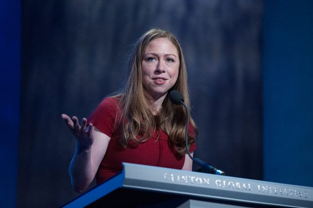 Chelsea Clinton: World Class Enabler, Like Her Mom