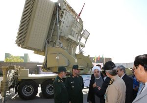 Russian S-300 Surface-to-air-missile