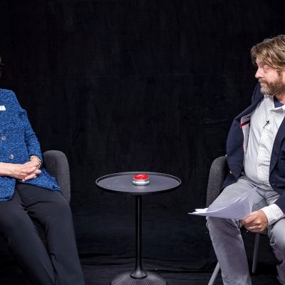 Between Two Ferns: Hillary Clinton Comedy Skit With Zach Galifianakis Is Epic FAIL [VIDEO]