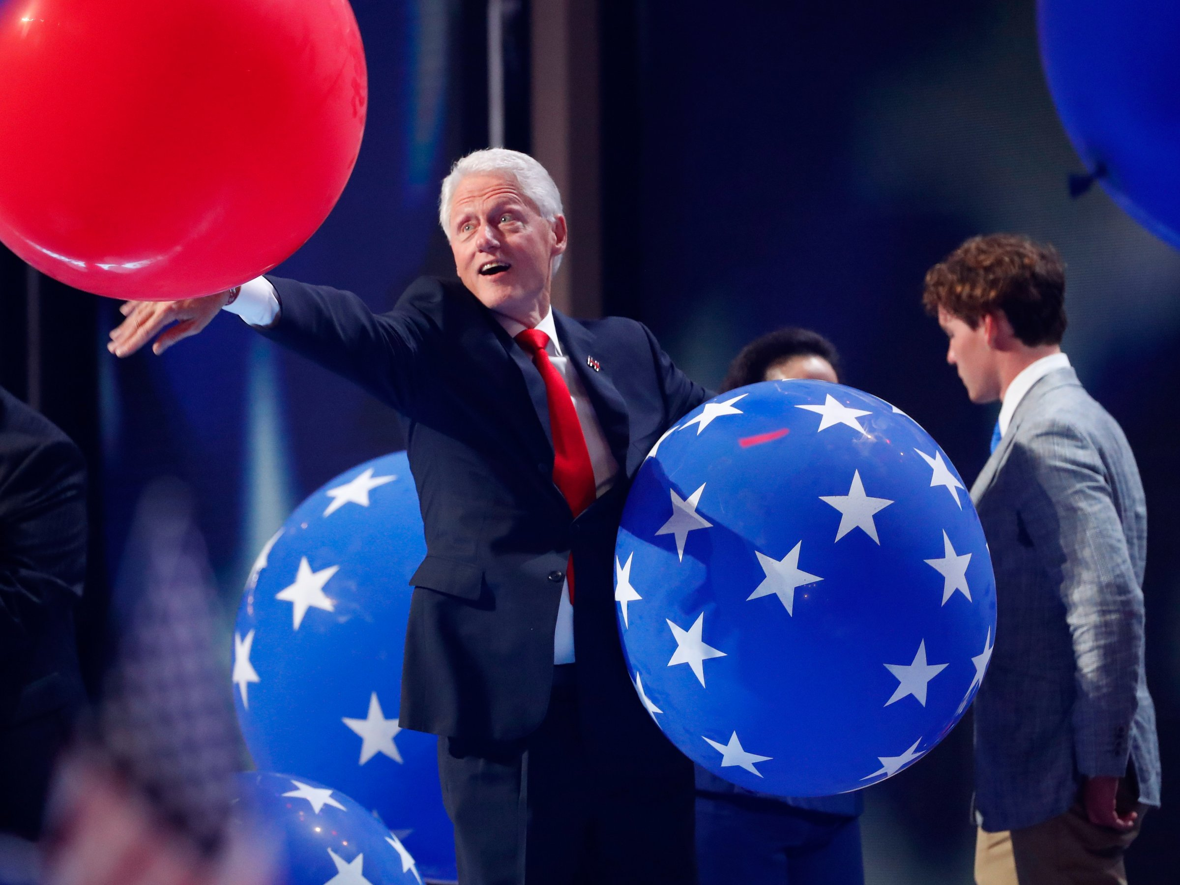 Bill Clinton's Ritzy Birthday Gala Is Mega $$ Fundraiser for Family Foundation [VIDEOS]