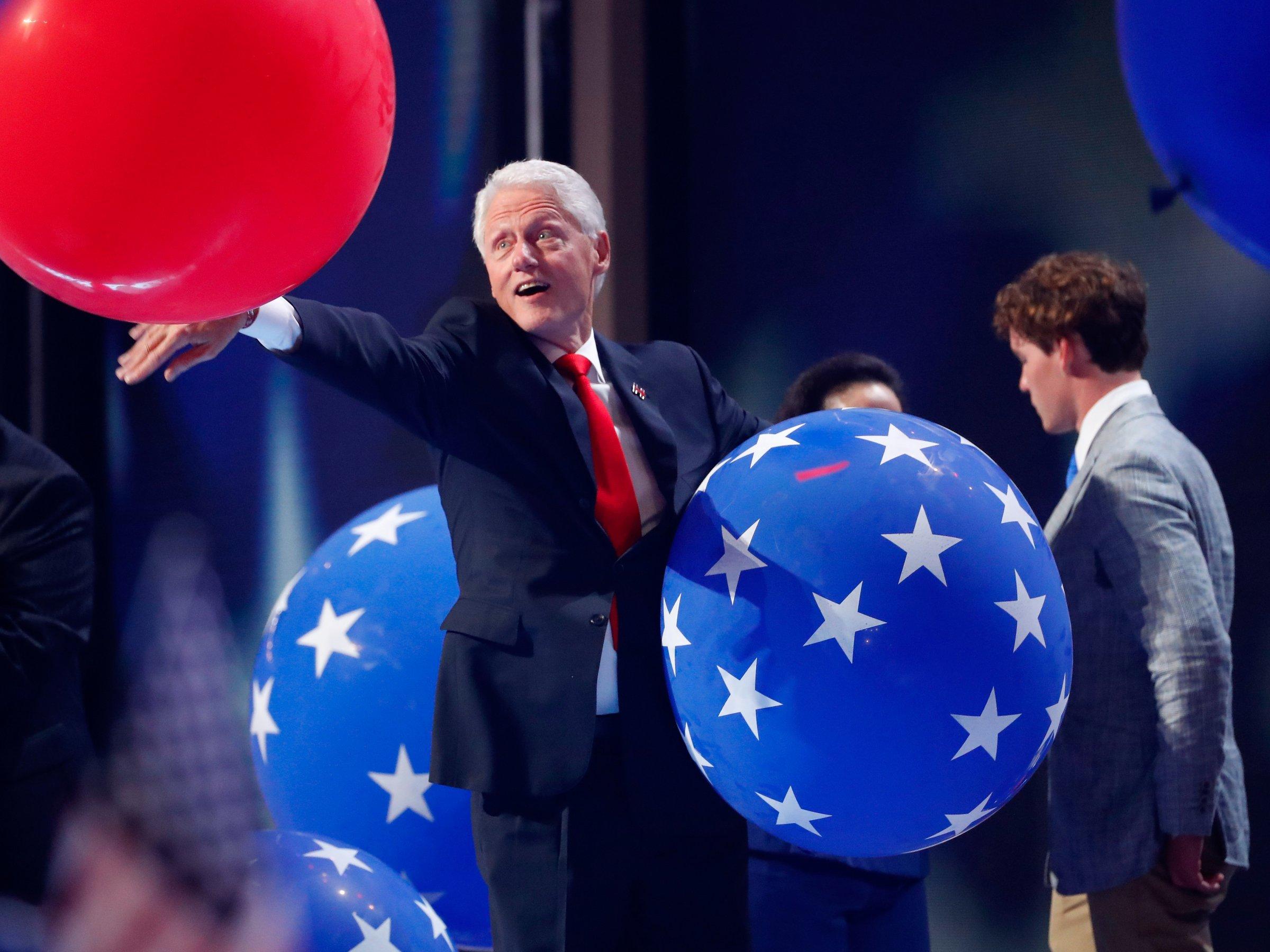 Bill Clinton's Ritzy Birthday Gala Is Mega $$ Fundraiser for Family Foundation [VIDEOS]